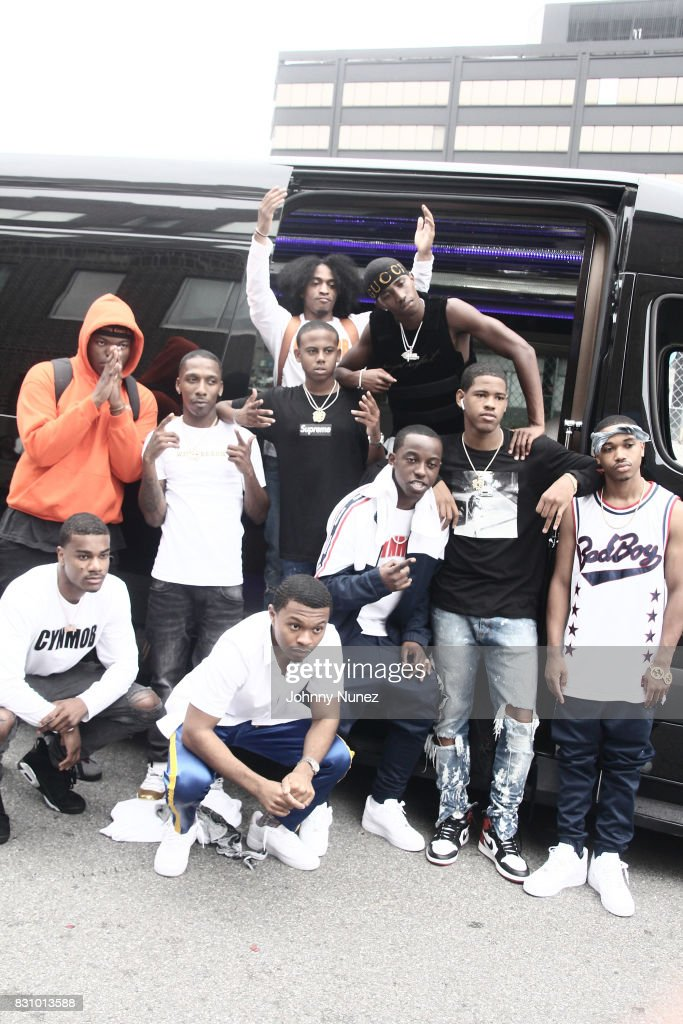 King Combs and Crew attend the 4th Annual Source 360 on August 12, 2017 in the Brooklyn borough of New York City.