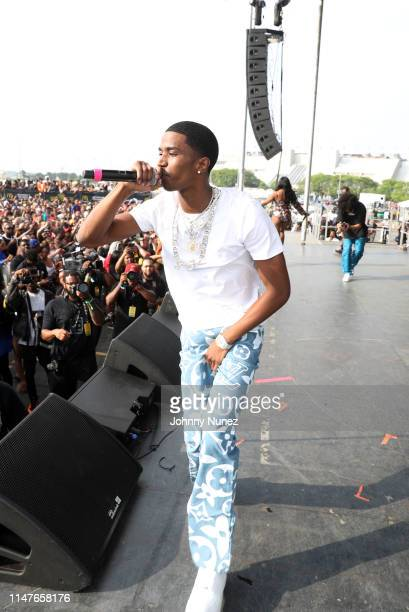 King Combs performs during Summer Jam 2019 at MetLife Stadium on June 2 2019 in East Rutherford New Jersey