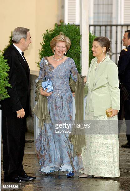 King Constantin Queen Anne Marie and Princess Irene of Greece