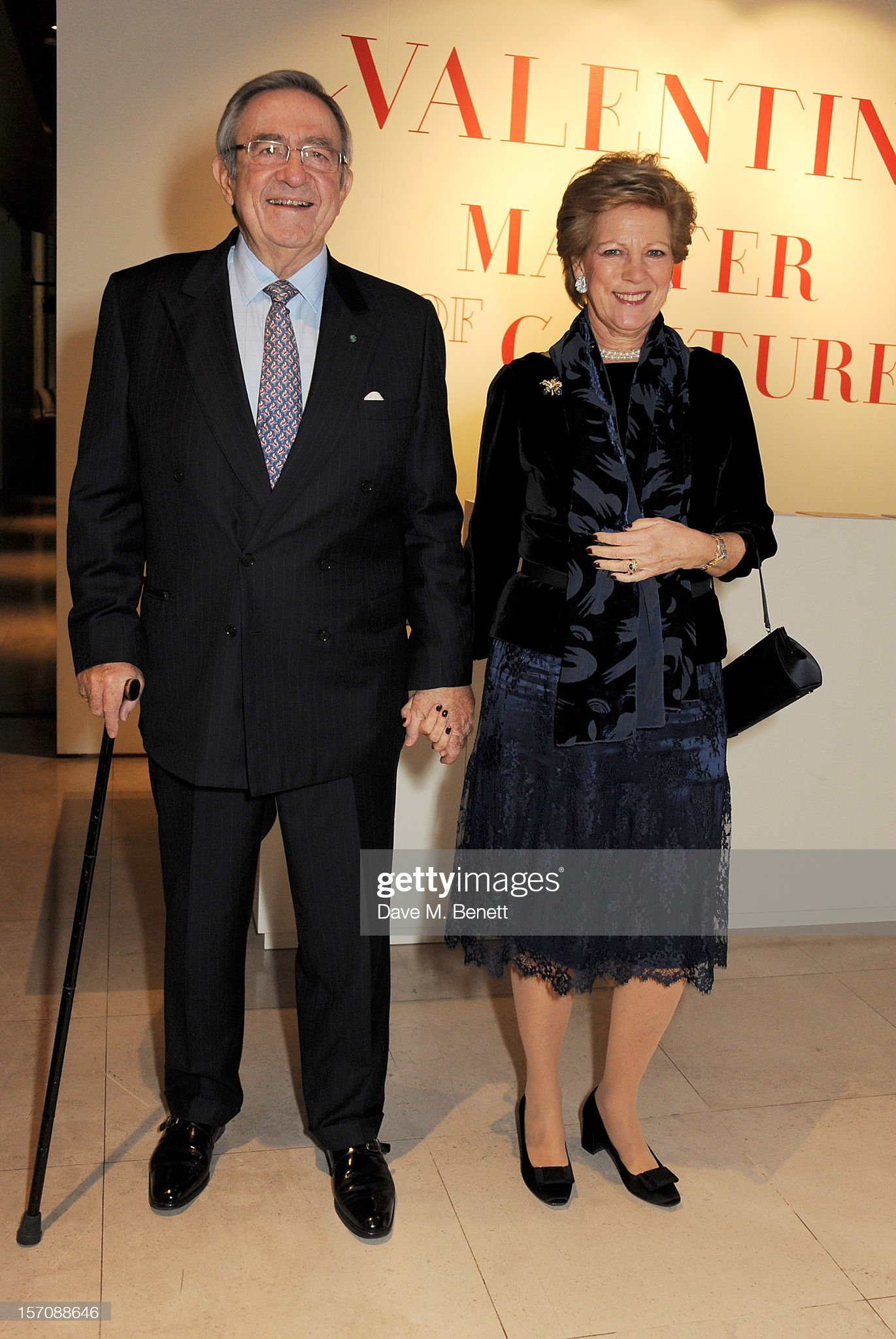 Valentino: Master Of Couture - Private View At Somerset House : News Photo