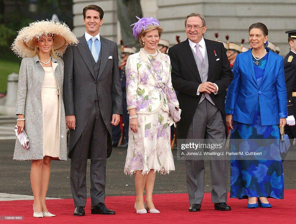 The Wedding Of Crown Prince Felipe & Letizia Ortiz Rocasolano : Fotografía de noticias