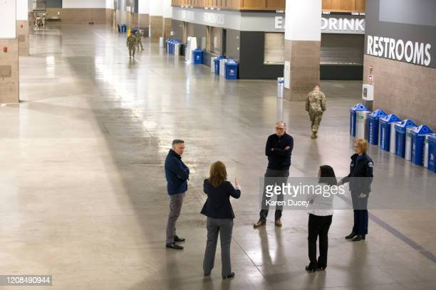 King County Executive Dow Constantine, Congresswoman Dr. Kim Schrier, Washington State Governor Jay Inslee, US Congresswoman Pramila Jayapal and...