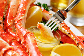 King Crab Plate