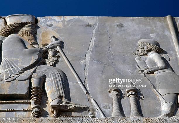 King Darius I Persepolis Iran Achaemenid civilisation 6th5th century BC