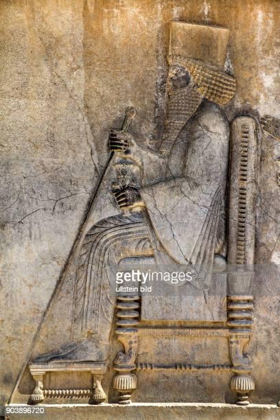King Darius I Persepolis
