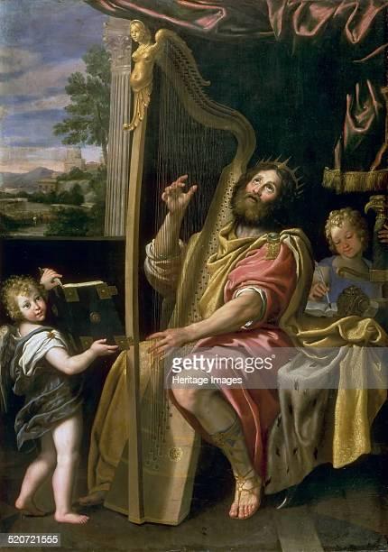 King David Found in the collection of Musée de l'Histoire de France Château de Versailles