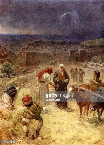King David Purchasing The Threshing Floor Pictures Getty
