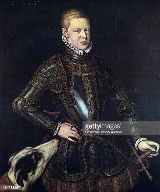 King Don Sebastian Infant Heir of Portugal 1754