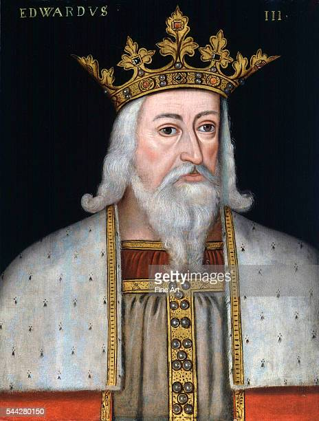 King Edward III by an unknown artist oil on panel late 16th century 23 x 176 in National Portrait Gallery London