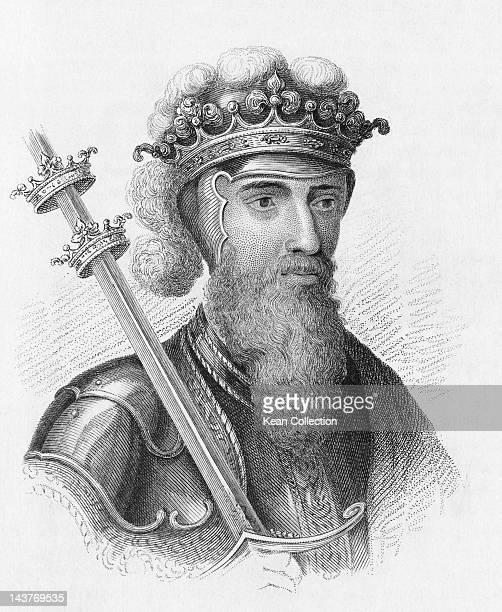 King Edward III of England circa 1327