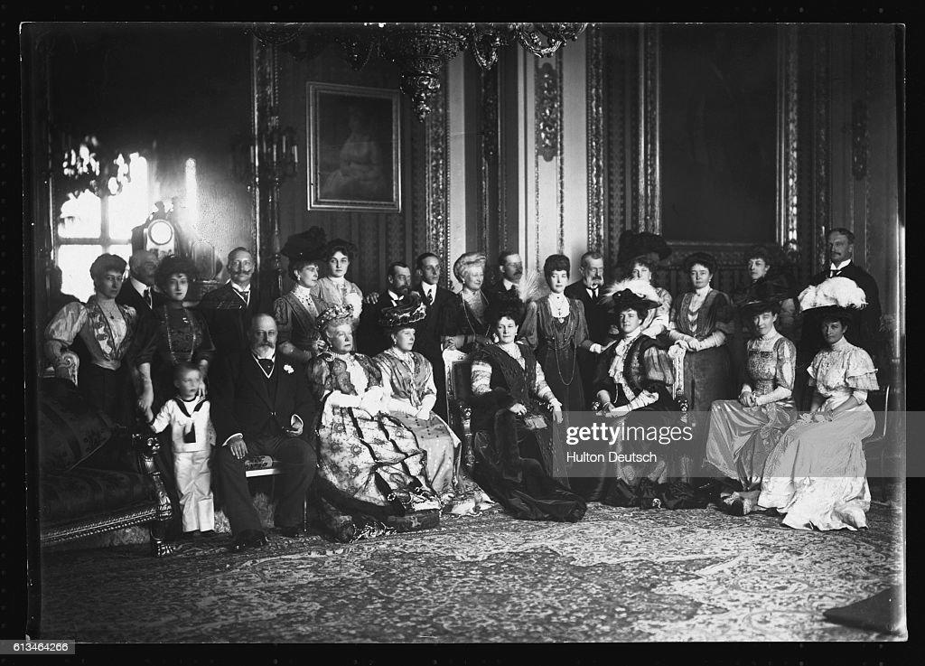Royal Family : News Photo