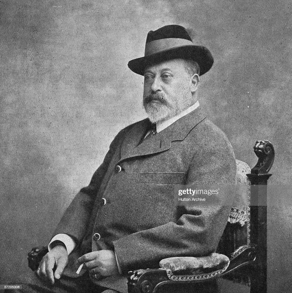 King Edward VII : News Photo