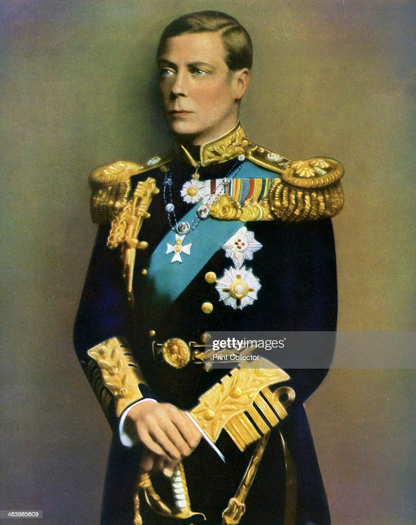 King Edward VIII of the United Kingdom, 1936. : News Photo