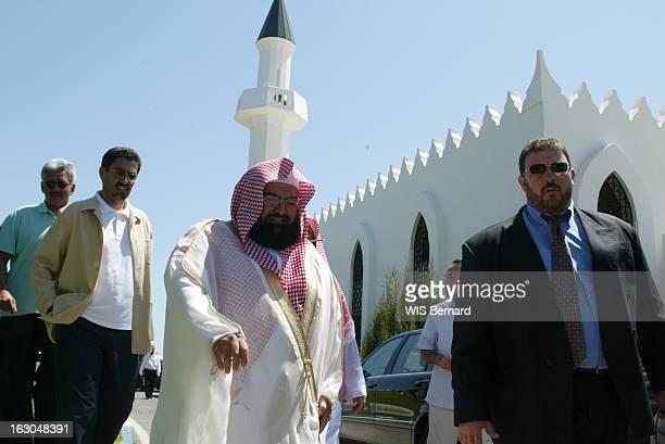King Fahd Holidays In Marbella Fahd d'Arabie Saoudite et sa très nombreuse suite en vacances à Marbella un imam venu de la Mecque arrivant pour...