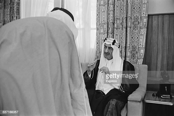King Faisal of Saudi Arabia 1967
