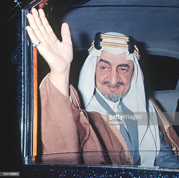 King Faisal of Saudi Arabia in 1967.