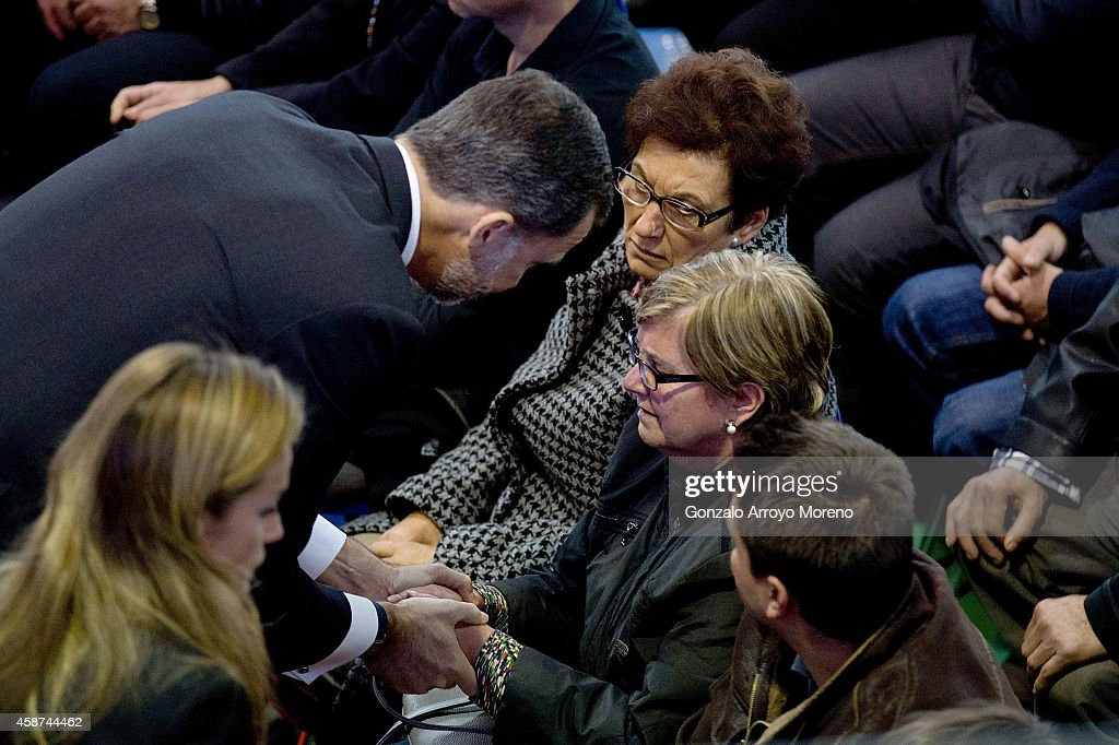 Funeral for the 14 Dead In Bus Accident In Murcia Region : News Photo