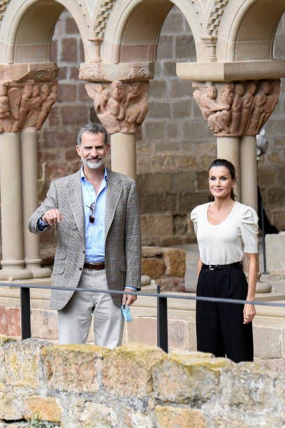 ESP: Spanish Royal Tour - Jaca