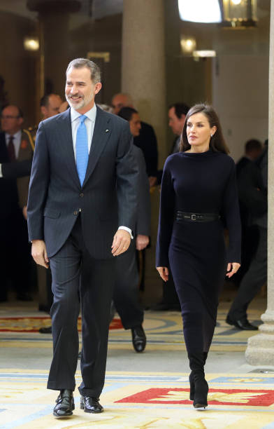 ESP: Spanish Royals Deliver 'Premios Nacionales De Investigacion' 2019