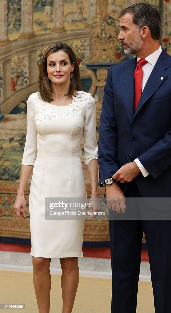 Spanish Royals Receive Rio 2016 Olympic Medalists : News Photo