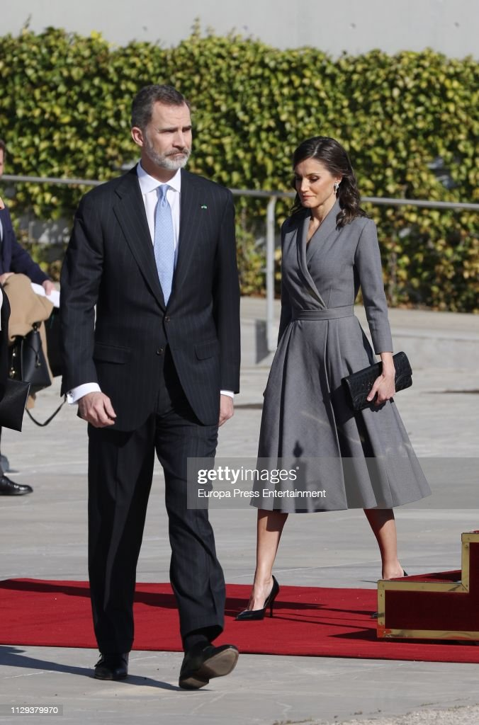 MAR: Day 1 - Spanish Royals Visit Morocco