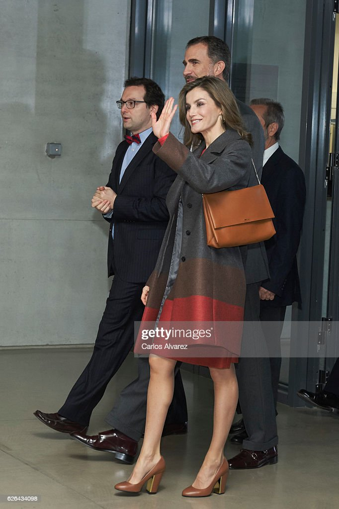 Spanish Royals Visit Portugal - Day 2 : News Photo