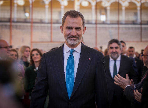 ESP: King Felipe Of Spain Deliver Bullfight Awards In Seville