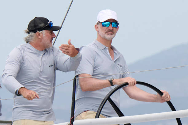 ESP: Day 2 - 39th Copa del Rey Mapfre Sailing Cup