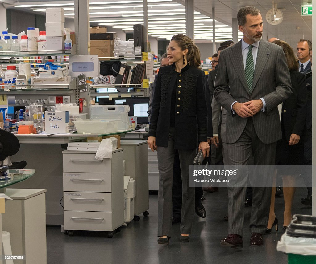 Spanish Royals Visit Portugal - Day 3 : News Photo