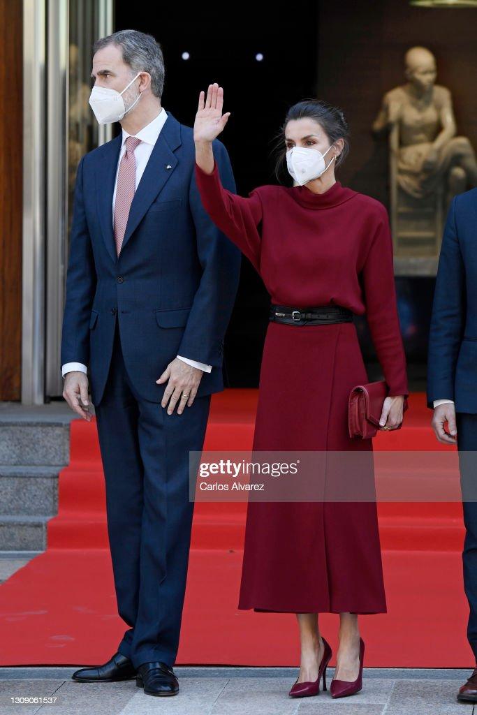 Day 1 - Spanish Royals Visit Andorra : News Photo