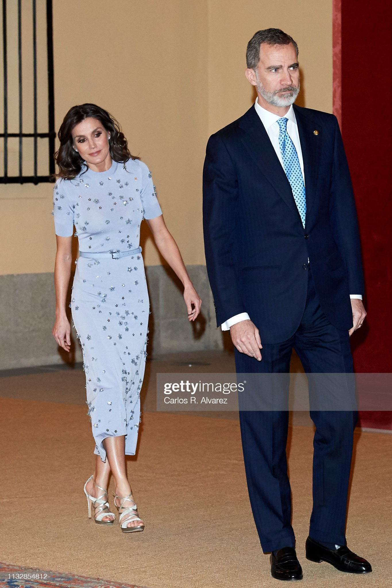 Peruvian President Host A Reception For Spanish Royals : News Photo