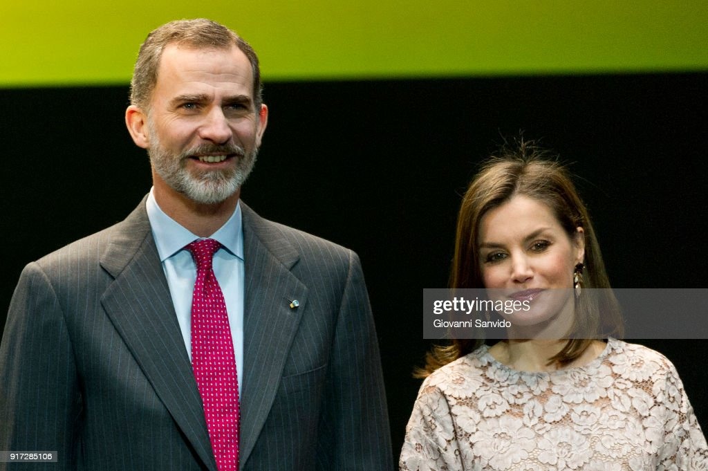 Spanish Royals Deliver Innovation And Design Awards 2017