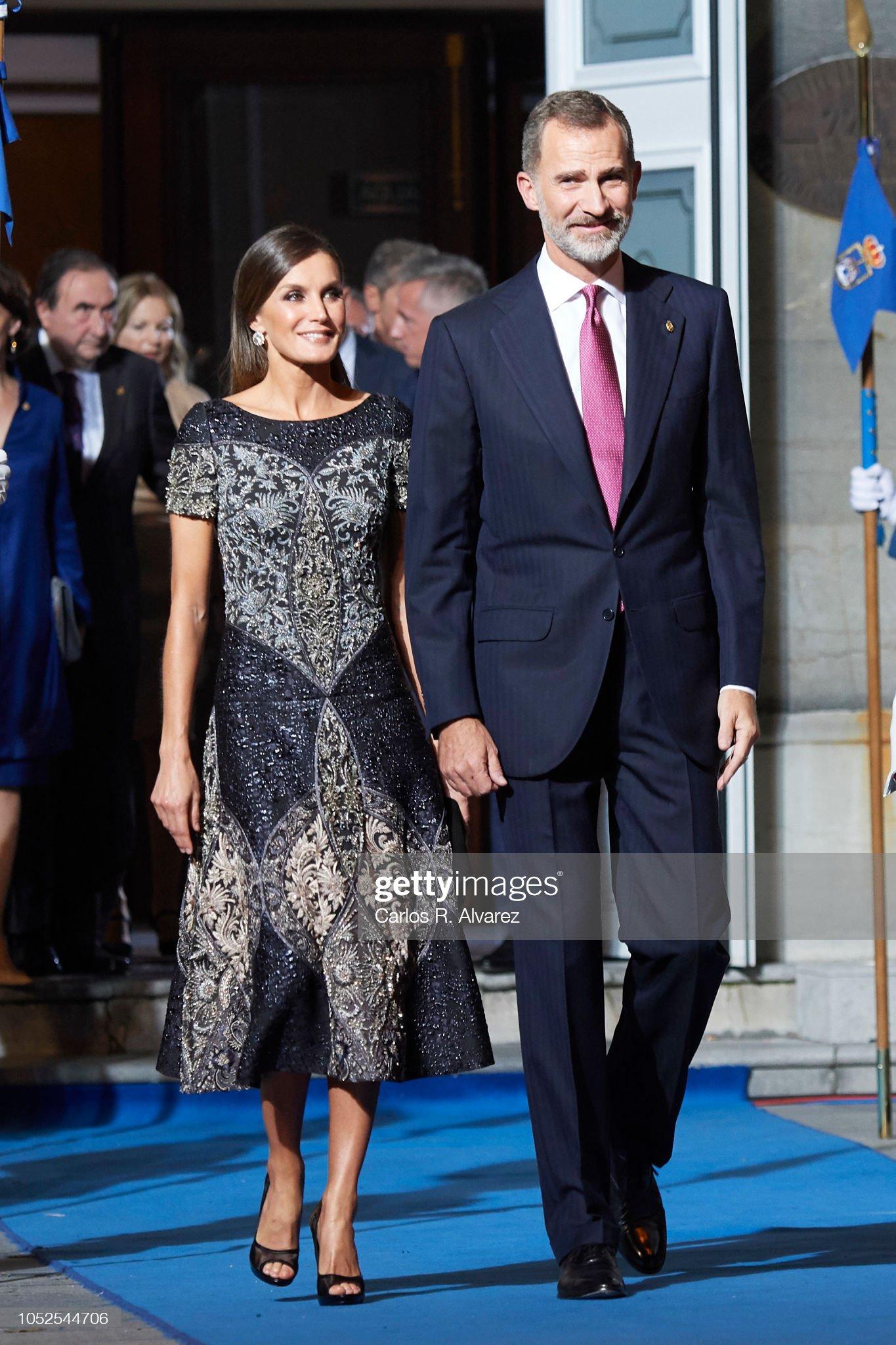 'Princesa De Asturias' Awards 2018 - Day 2 : News Photo