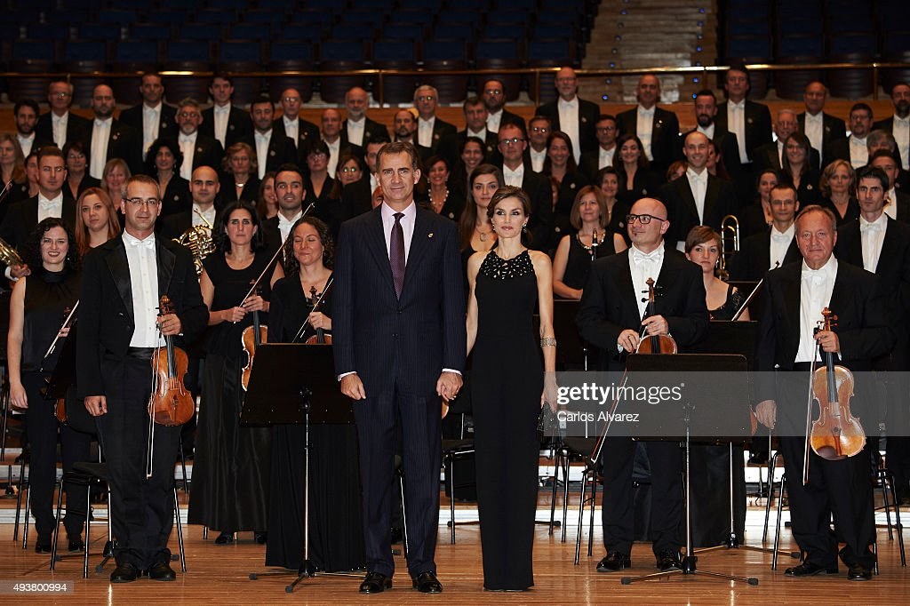 Princesa de Asturias 2015 Awards - Day 1 : News Photo