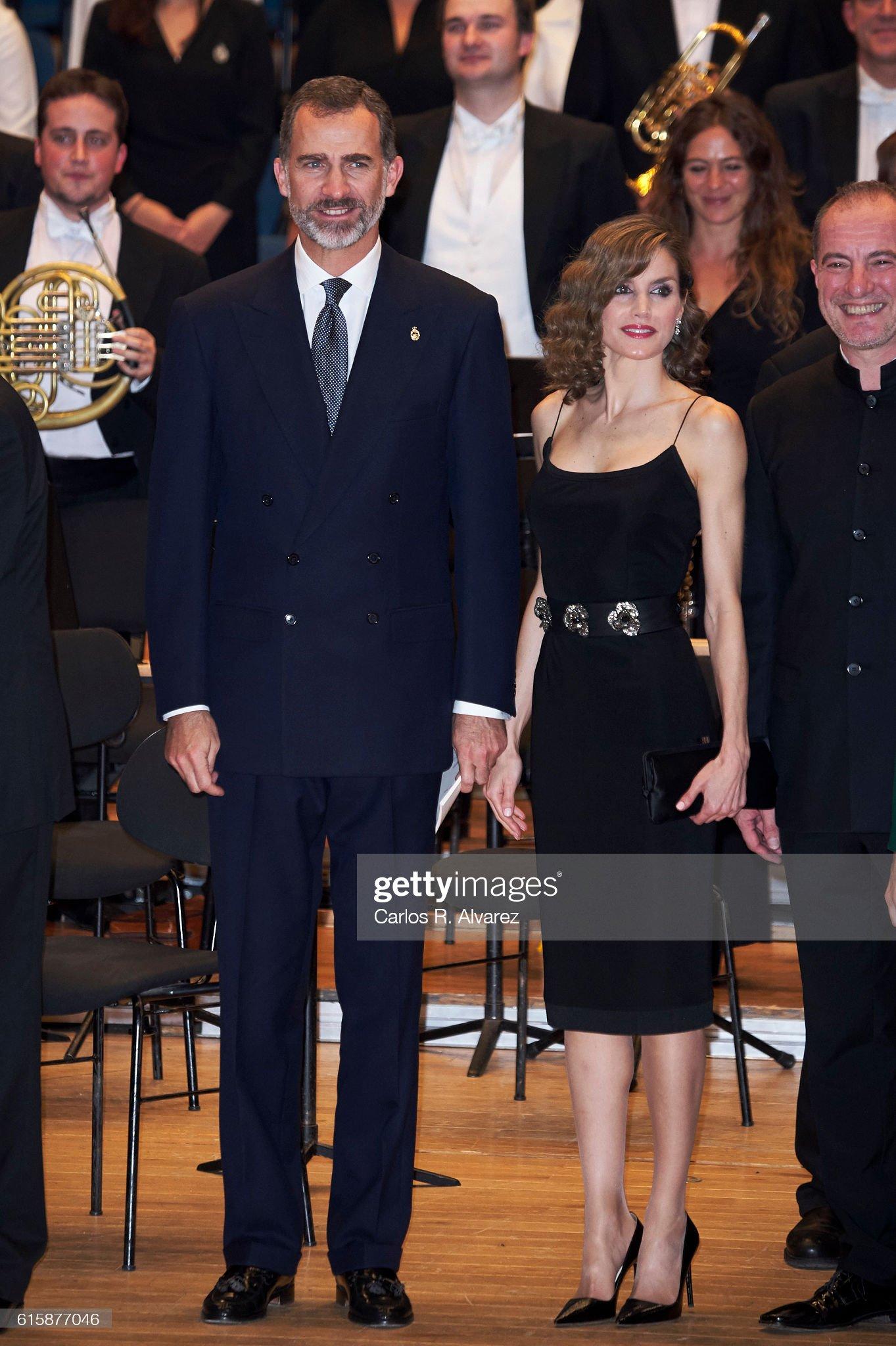 'Princesa De Asturias' Awards 2016 - Day 1 : News Photo