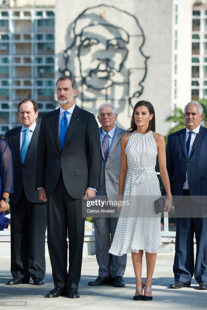 Day 1 - Spanish Royals Visit Cuba : News Photo