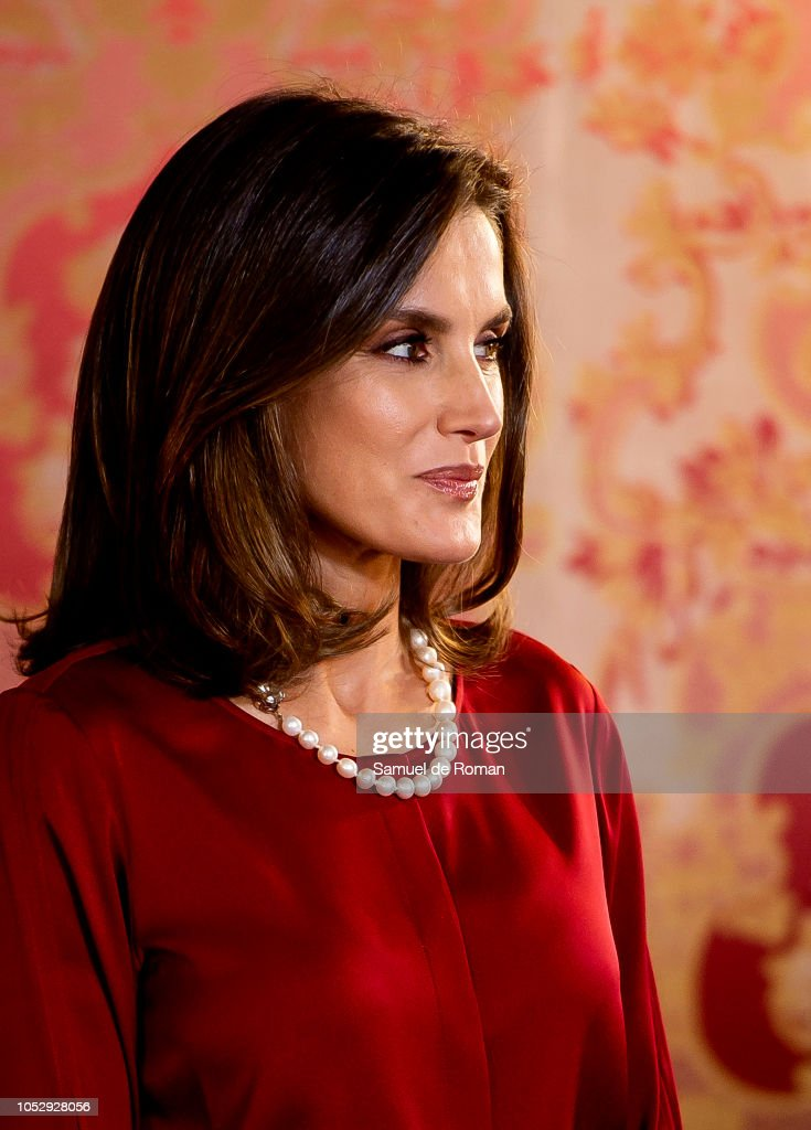 Spanish Royals Host A Lunch For President Of The Republic of Germany : Foto di attualità