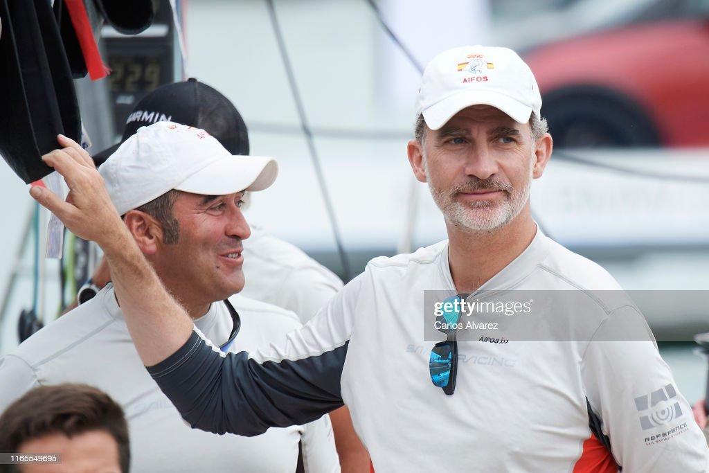 Day 4 - 38th Copa del Rey Mapfre Sailing Cup : Nachrichtenfoto