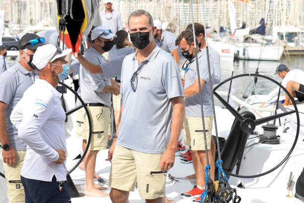 ESP: Day 4 - 39th Copa del Rey Mapfre Sailing Cup