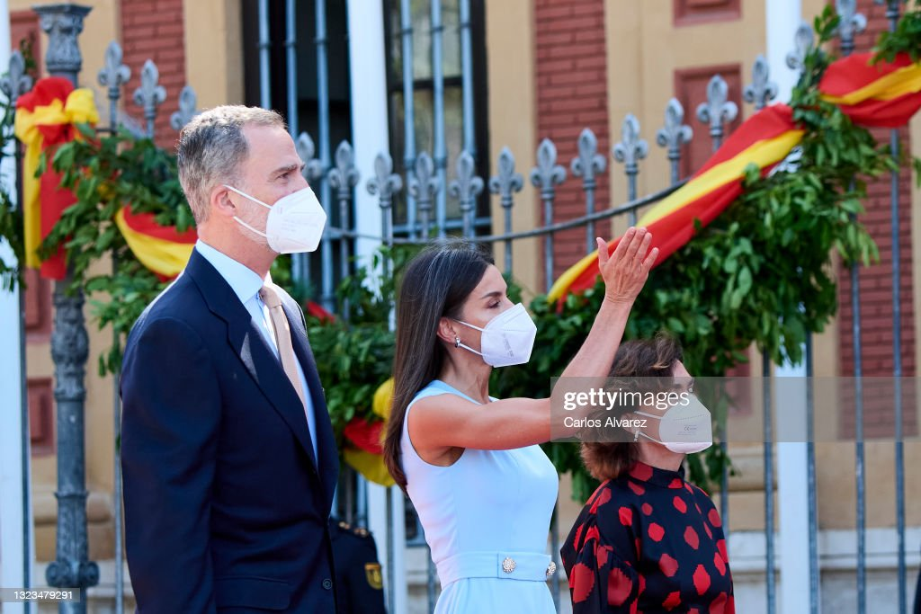 Queen Letizia of Spain, King Felipe VI of Spain - King