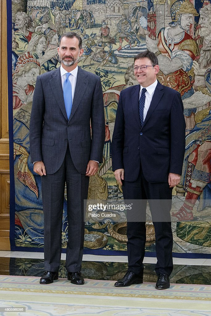 ¿Cuánto mide Ximo Puig? - Altura King-felipe-vi-of-spain-recives-the-president-of-valencia-ximo-puig-i-picture-id480596096