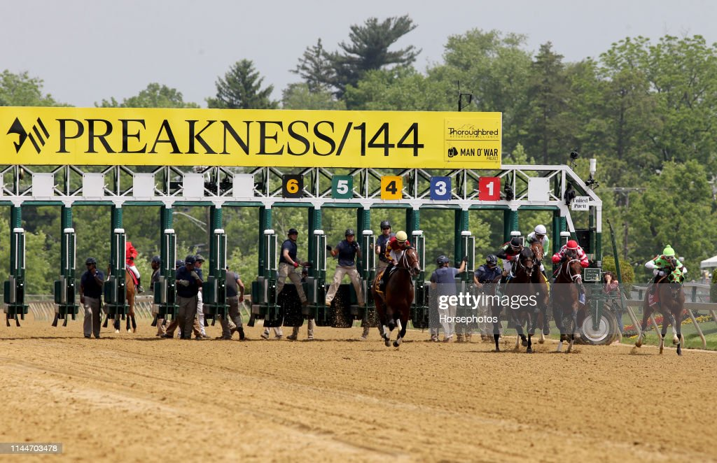 MD: Preakness Stakes