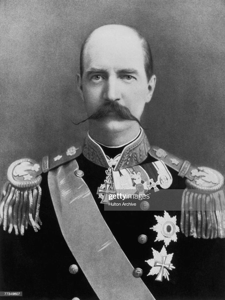 King George I Of Greece : News Photo
