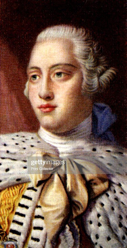 King George III. : News Photo