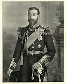 King George V, as Duke of York 1896