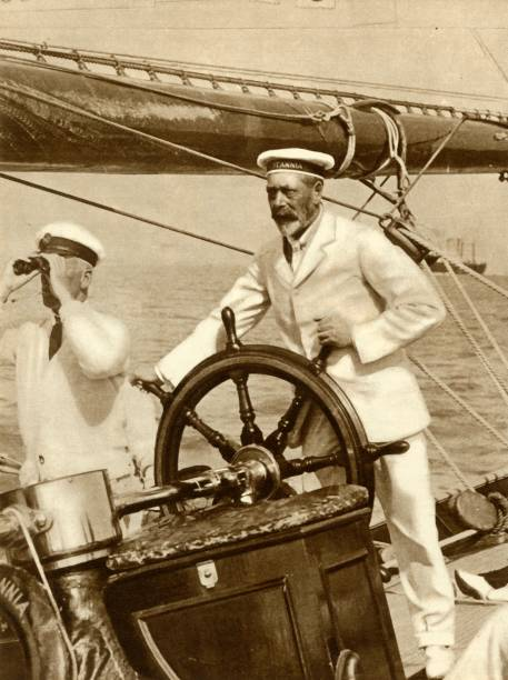 GBR: 3rd June 1865 - King George V Is Born