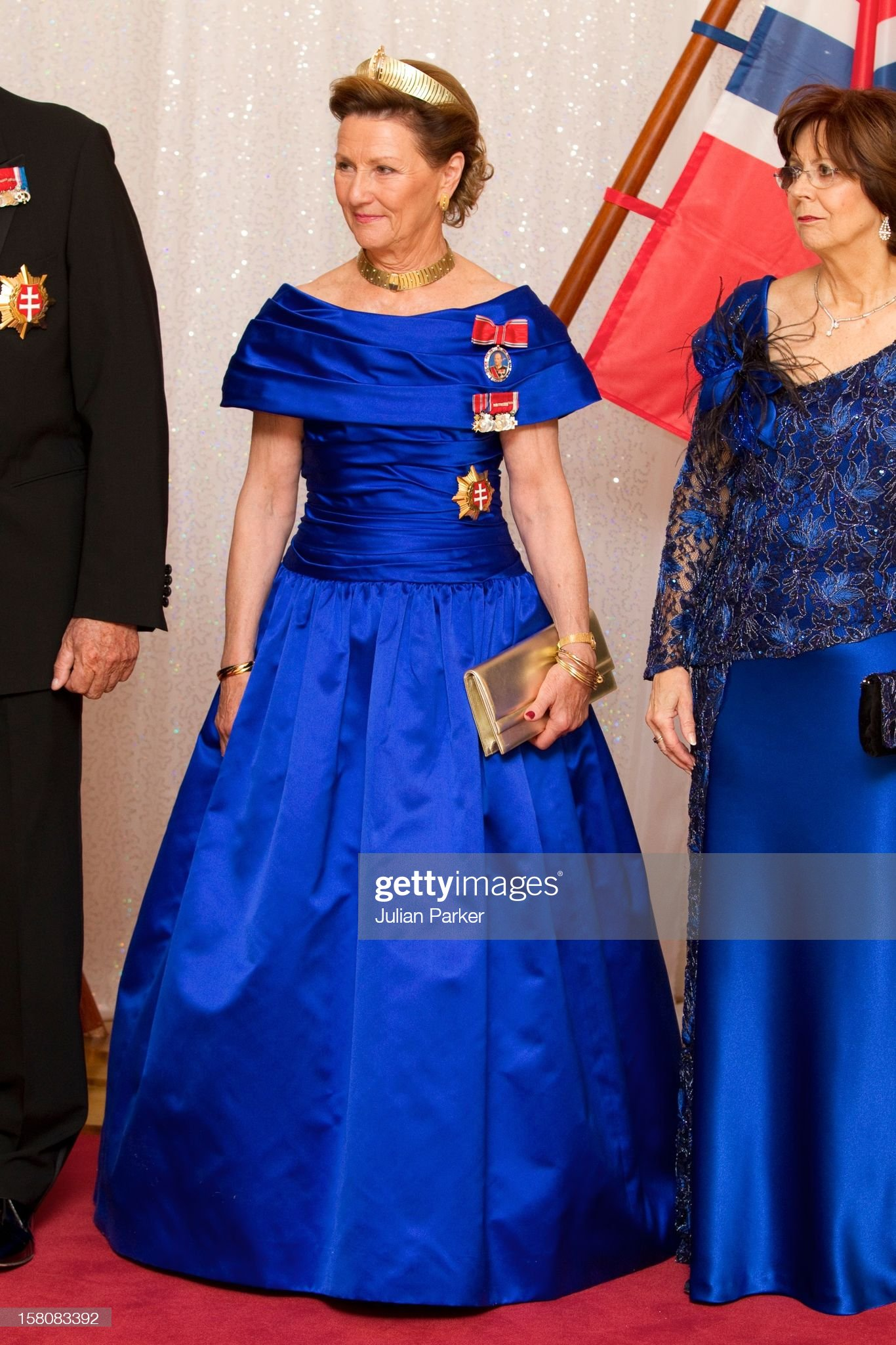 Norwegian Royals State Visit - Slovakia : News Photo