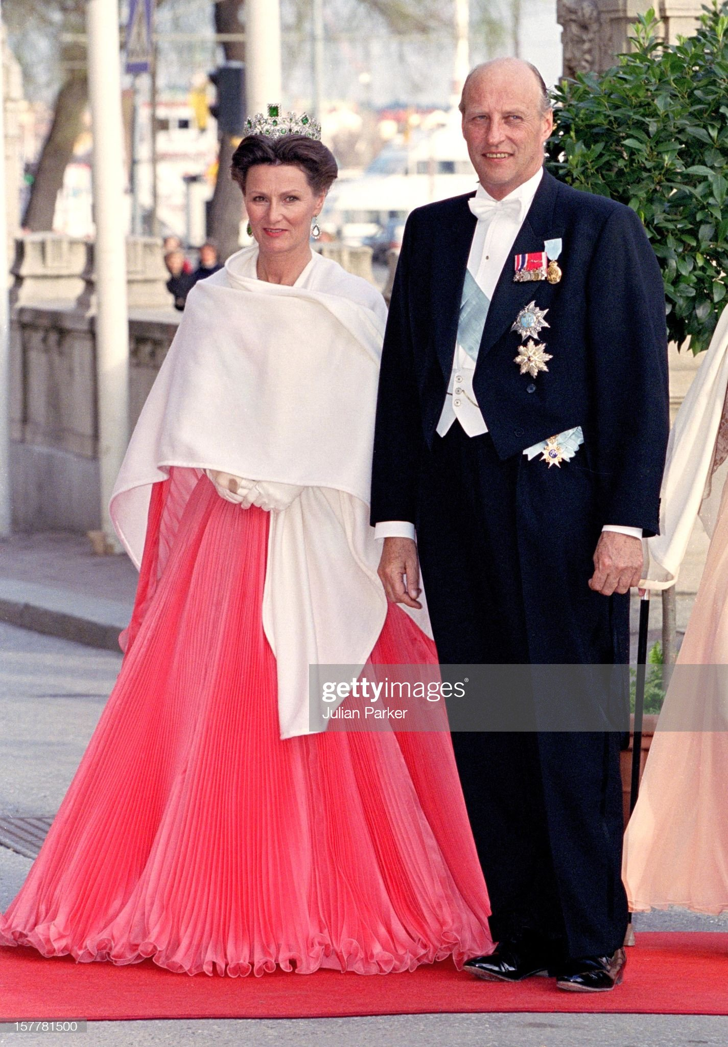 King Carl Gustav Of Sweden'S 50Th Birthday Celebrations : News Photo