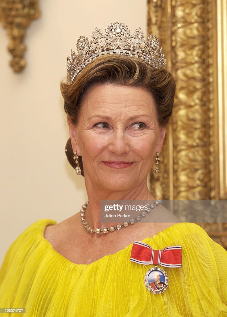 Norway State Visit To Finland : News Photo
