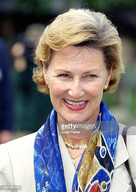 King Harald Queen Sonja Of Norway'S State Visit To RomaniaVisit To A Monastry For Nuns At Voronet